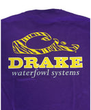 Drake - Purple Tiger Tee