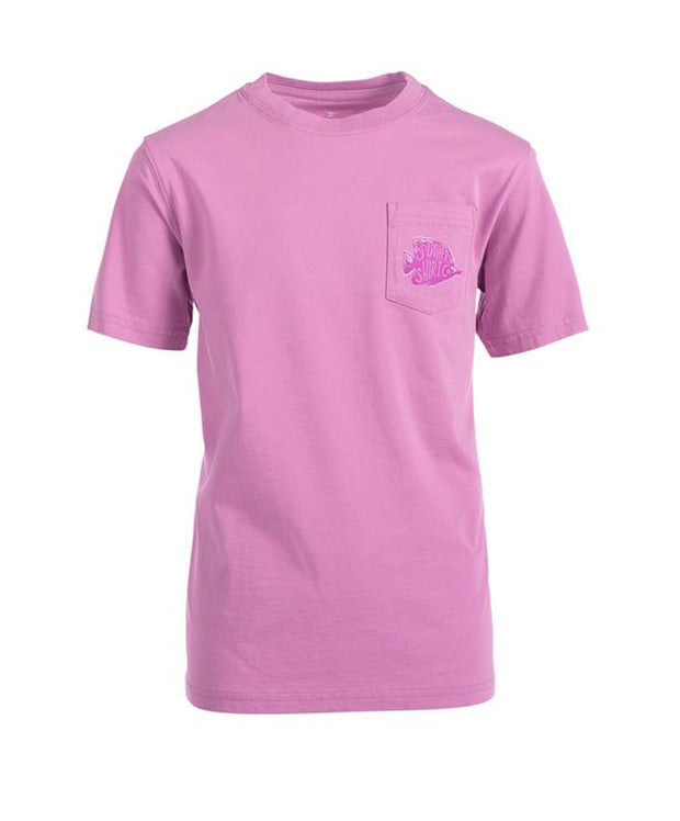 Southern Shirt Co - Girls Fresh to Depths Tee
