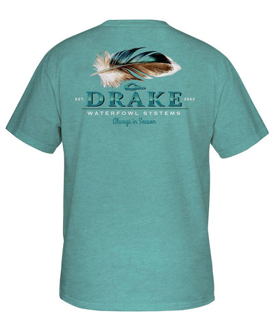Drake - Duck Feather Tee