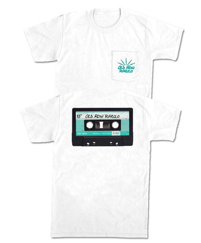Old Row - Radio Pocket Tee