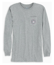 Southern Tide - Heather Original Skipjack Circle Long Sleeve Tee