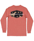 Southern Marsh - Branding - Hunting Dog Long Sleeve Tee