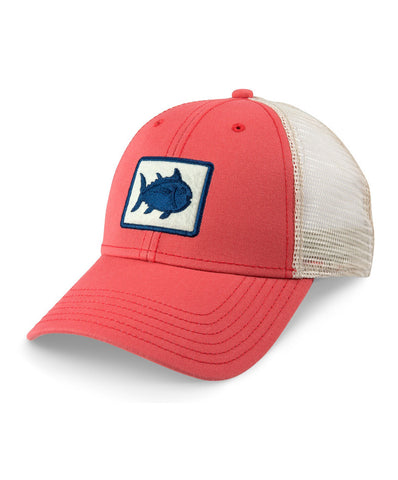 Southern Tide - Skipjack Fly Patch Trucker Hat