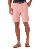 Southern Tide - Double Sided Seersucker Short - Coral Beach