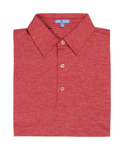 GenTeal - Brrr Heathered Performance Polo