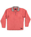 Southern Marsh - The Appalachian Pile Pullover