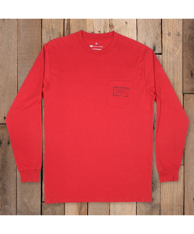Southern Marsh - Authentic Long Sleeve Tee