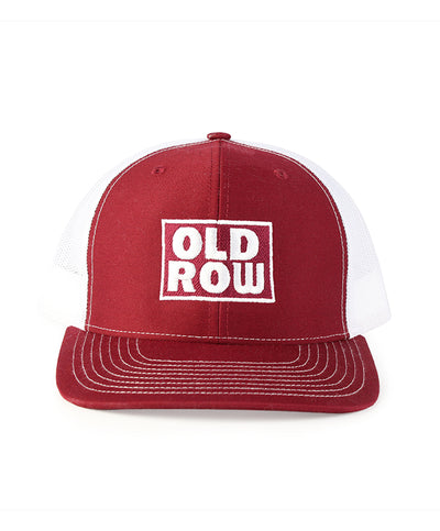 Old Row - Mesh Back Hat