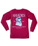 Shades - Bailey Long Sleeve Tee