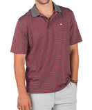 Southern Shirt Co - Bryant Stripe Polo