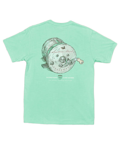 Southern Marsh - Southern Class Fishing Reel Tee