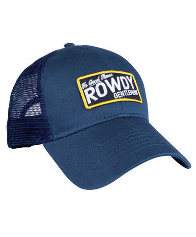 Rowdy Gentleman - To Good Times Hat