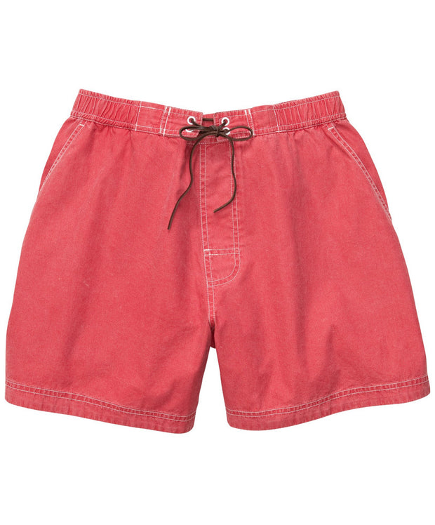 Southern Proper - Hatchie Short - Rich Red