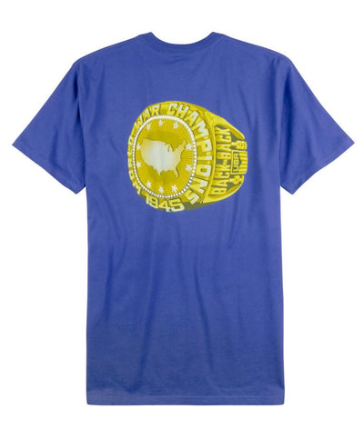 Rowdy Gentleman - Championship Ring Pocket Tee