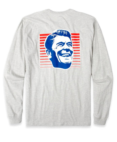 Rowdy Gentleman - Big Ron Pocket Long Sleeve Tee