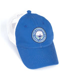 Southern Shirt Co. - Mesh Back Logo Hat - Royal/White