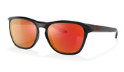 Oakley - Badman - OO6020-03 Dark Carbon/Ruby Iridium Polar