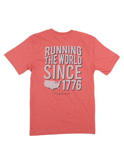 Rowdy Gentleman - Running the World Vintage Tee
