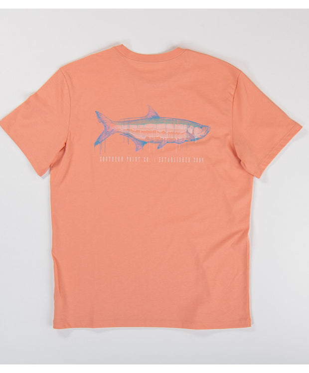 Southern Point - Drip Tarpon Signature Tee