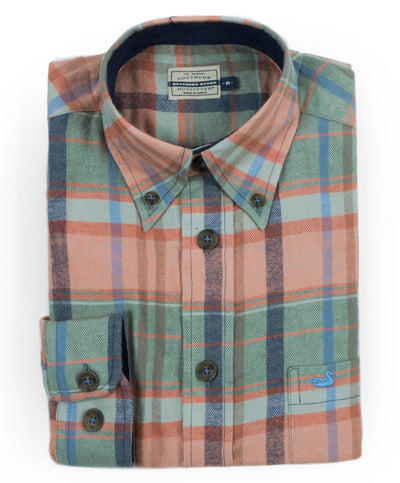 Southern Marsh - Stratton Flannel Shirt