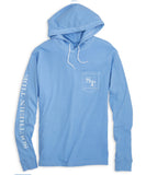 Southern Tide - Skipjack Long Sleeve Outline Hoodie