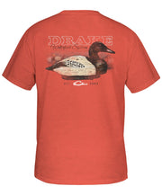 Drake - Canvasback Wood Decoy Tee