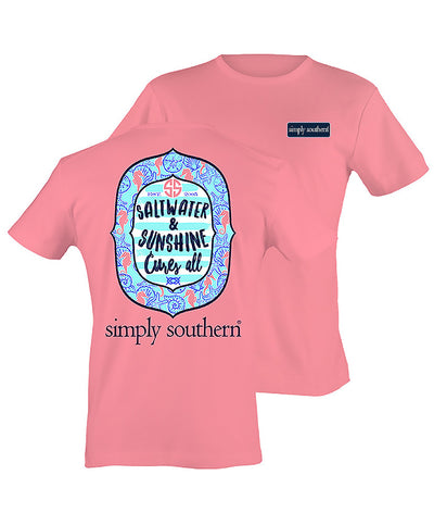 Simply Southern - Sunshine Cures All Tee