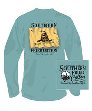 Southern Fried Cotton - Don't Tread Long Sleeve Tee