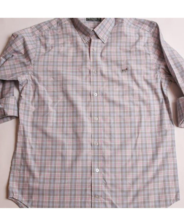 Southern Point - Hadley Long Sleeve Button Down - Sea Grove