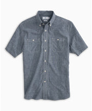 Southern Tide - Short Sleeve Dock Sport Shirt