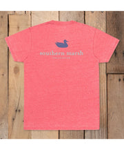 Southern Marsh - Seawash Tee - Authentic