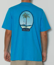 Southern Point - Tied to the Beach S/S Tee - Back