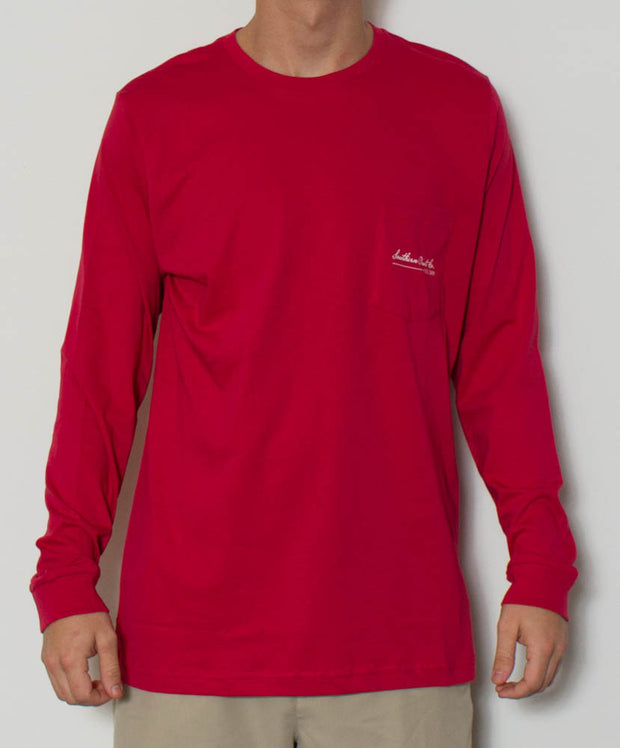 Southern Point - The Meeting L/S - Front