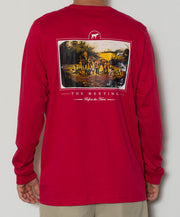 Southern Point - The Meeting L/S - Back