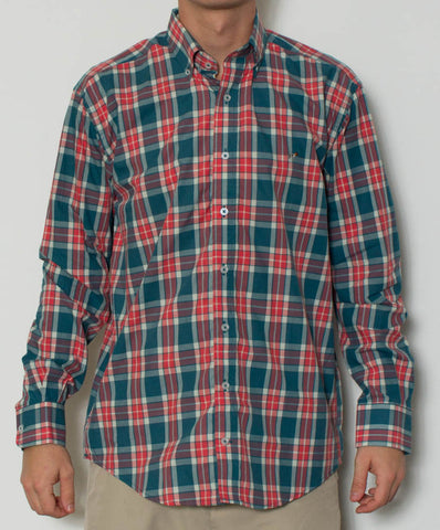 Southern Point - Hadley Button Down Long Sleeve