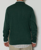 Southern Point - Hayward 1/4 Zip - Field Green Back
