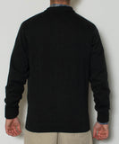Southern Point - Hayward 1/4 Zip - Charcoal Back
