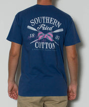 Southern Fried Cotton - Regatta S/S Pocket Tee - Back