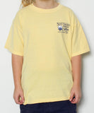 Southern Fried Cotton - Youth Argyle Anchor T-Shirt - Front