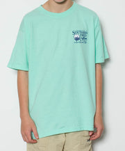 Southern Fried Cotton - Youth Fish Bait T-Shirt - Front