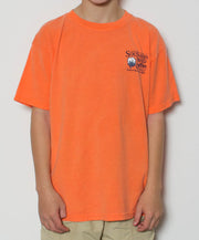 Southern Fried Cotton - Youth Winston T-Shirt - Melon Front