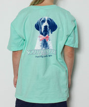 Southern Fried Cotton - Youth Winston T-Shirt - Island Reef Back