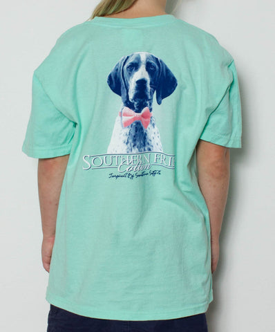 Southern Fried Cotton - Youth Winston Tee