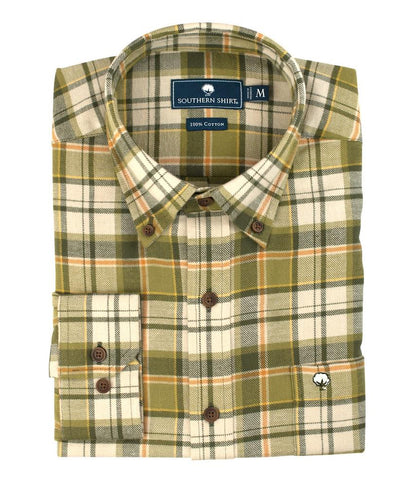Southern Shirt Co - Shady Pine Flannel Shirt