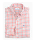 Southern Tide - Seaward Plaid L/S Button Down Shirt