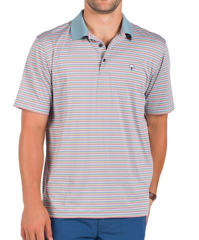 Southern Shirt Co - Yosemite Stripe Polo