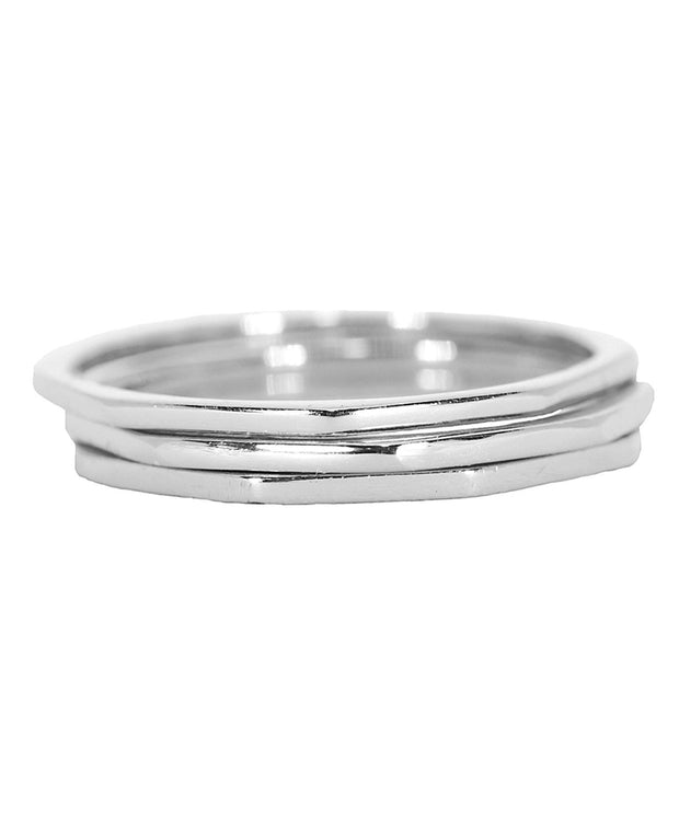 Pura Vida - Delicate Stacked Ring