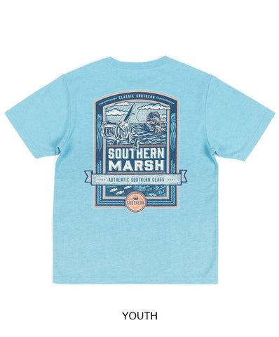 Southern Marsh - Youth Genuine - Offshore Short Sleeve Tee