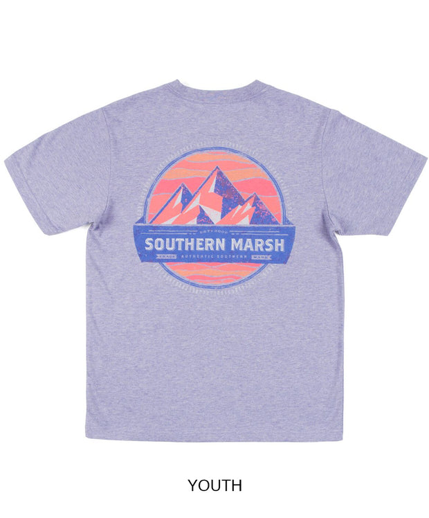 Southern Marsh - Youth Branding - Summit Short Sleeve Tee