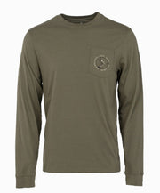 Southern Shirt Co - Eyes In The Field Long Sleeve Tee